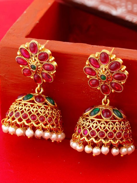 Artificial Antique Earrings