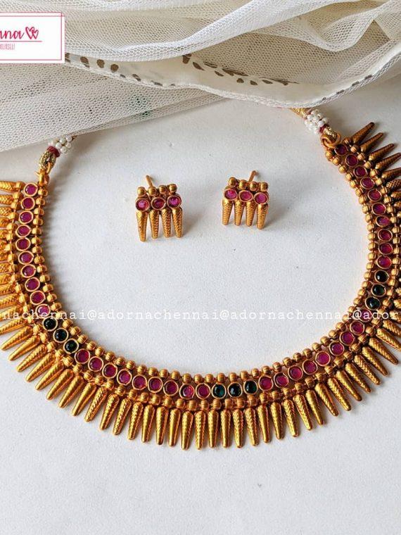 Imitation Kerala Style Spike Set