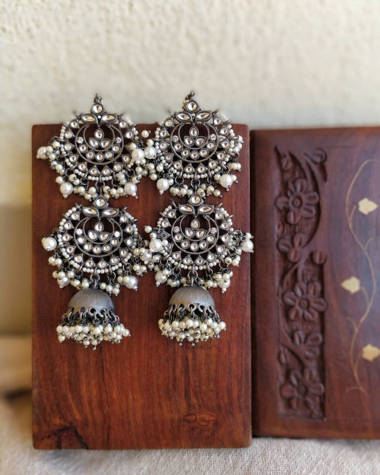 Light Weight Long Jhumka