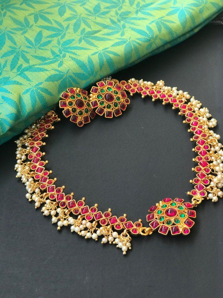 Traditional Kemp Necklace Set