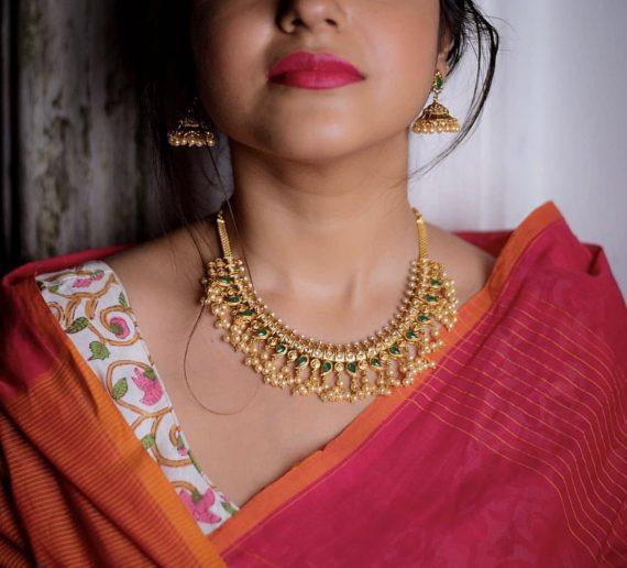 Green-guttapusalu-necklace-set