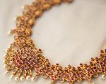 Kemp Ruby Pearl Necklace-02