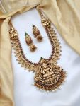 Antique Temple Lakshmi Haram-02