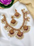 Lakshmi Guttapusalu Necklace Set-01