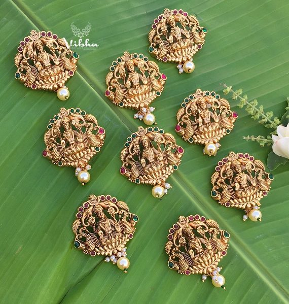 Beautiful Wedding Range Lakshmi Hair Accessories-01