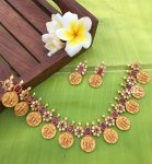 Gorgeous Traditional Look Ramparivar Necklace-02