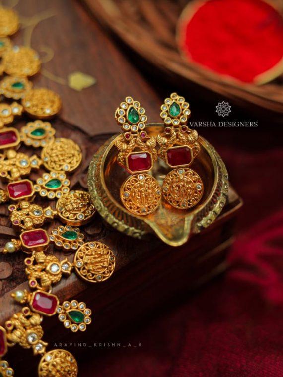 Gorgeous Bridal Ram Parivar Haram-01