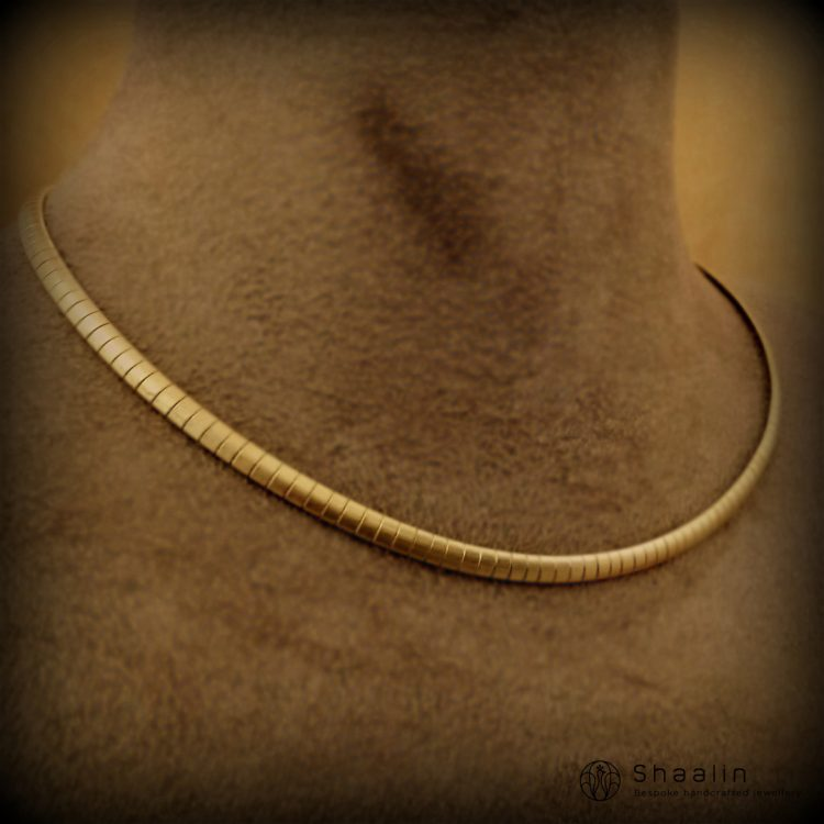 Minimalastic Designer Necklace -03