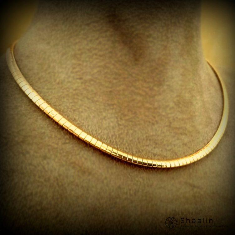 Minimalastic Designer Necklace -05