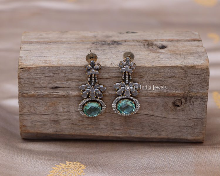 Elegant AD Stone Earrings