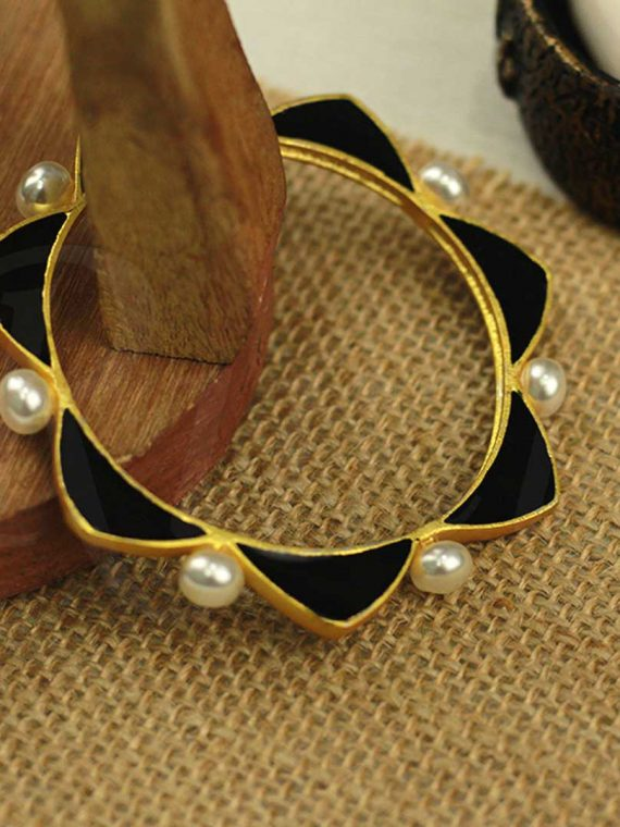 Beautiful Enamel Designer Bangles