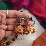 Beautiful Black Beads Mangalsutra-02