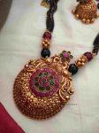 Beautiful Black Beads Mangalsutra-03