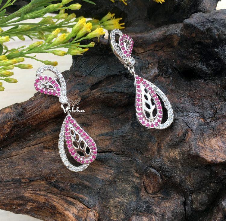 Beautiful Cute & Chic Dangler Earrings-01