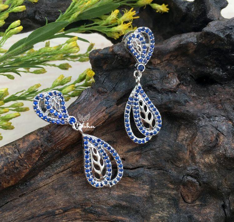 Beautiful Cute & Chic Dangler Earrings-02