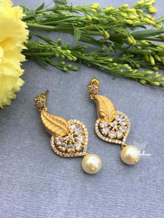 Cute Amazing Dangler Earrings-01