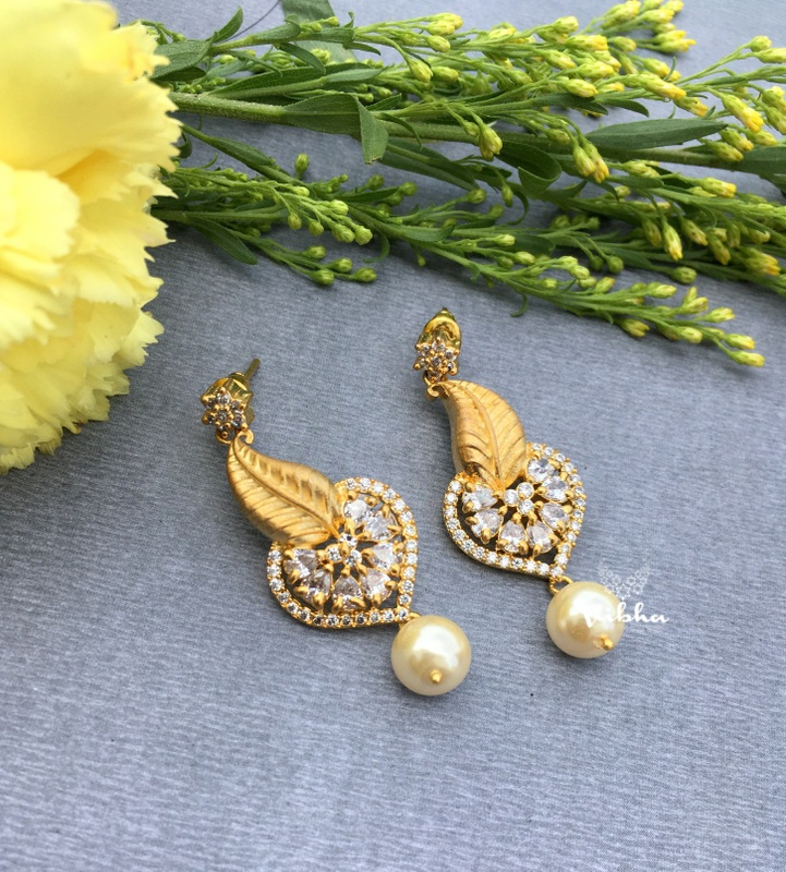 Cute Amazing Dangler Earrings-01
