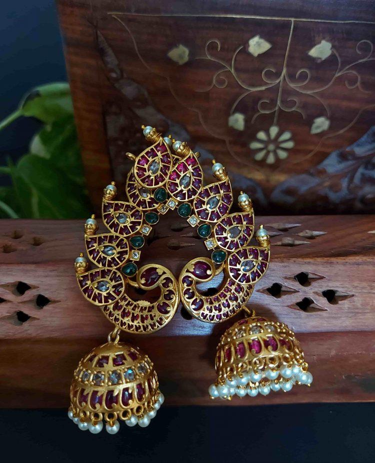 Elegant Bridal Ear Cuffs-02