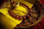 Exquisite Antique Rich Ruby Traditional Necklace-01