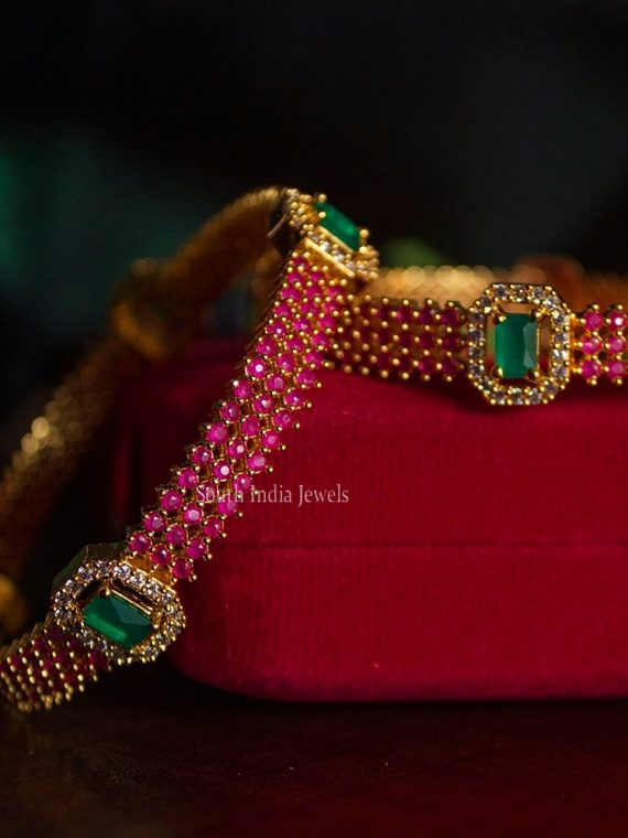 Original Ruby Emerald AD Work Bangles-01