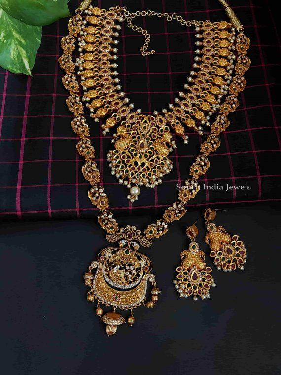 Antique Wedding Jewellery Set