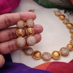 Trendy Latest Design Necklace-02