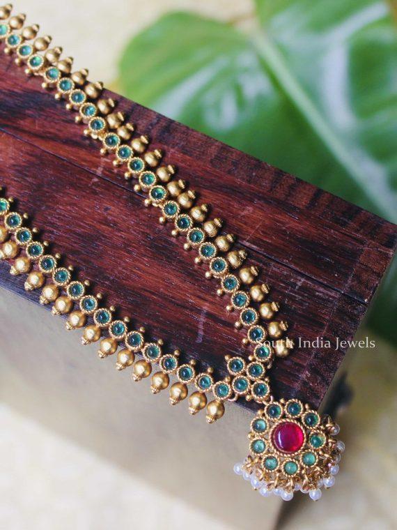 Beautiful Kemp Stone Necklace