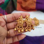 Beautiful Lakshmi Pendant Choker-06