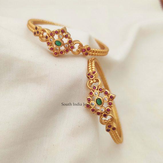 Gorgeous Kada Style Bangles (2)