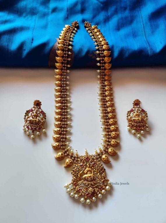 Long Mango Lakshmi Haram-04