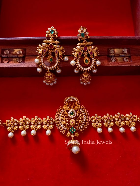 Traditional Wear Designer Choker Set