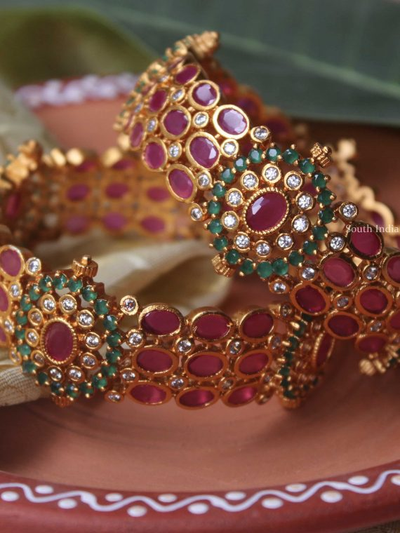 Traditional wear Kada Designer Bangles