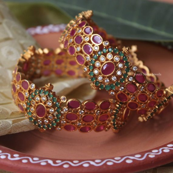 Traditional wear Kada Designer Bangles