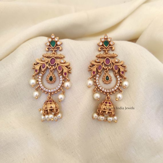 Trending Lightweight Chandbali Earrings-03
