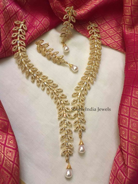 Unique Party Wear Designer Necklace