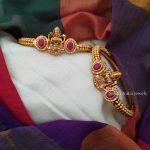 Beautiful Antique Lakshmi Kada Bangle-02