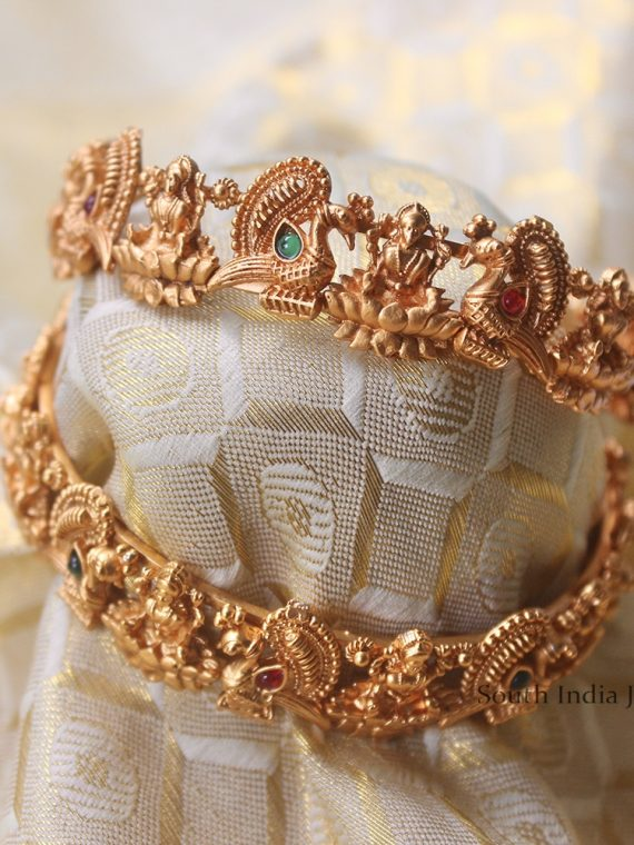 Beautiful Lakshmi & Peacock Bangles