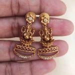 Classic Ganesh Matte Finish Necklace (2)