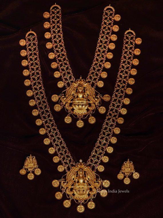 Elegant Lakshmi Coin Combo