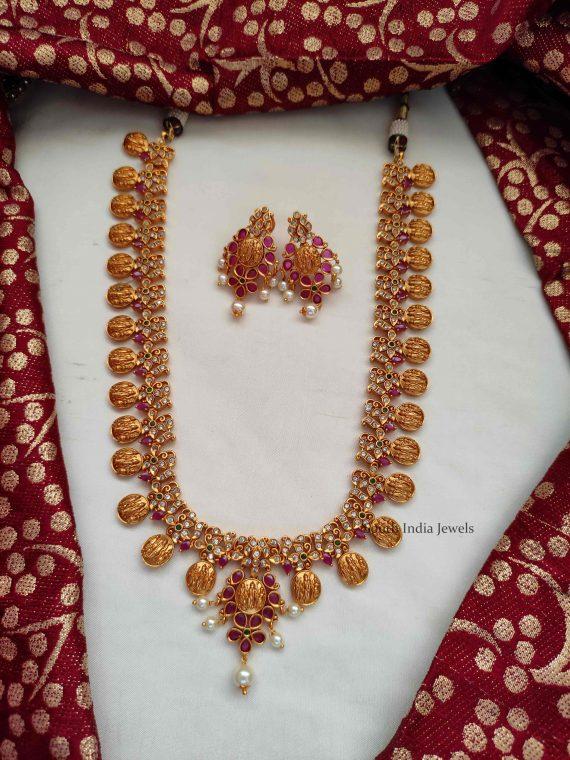 Elegant Ram Parivar Mid Length Haram