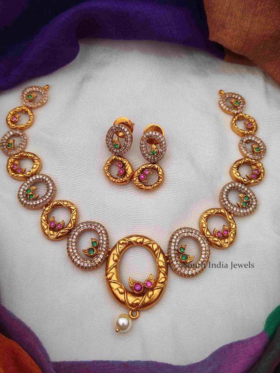 Imitation Fashionable Necklace-01