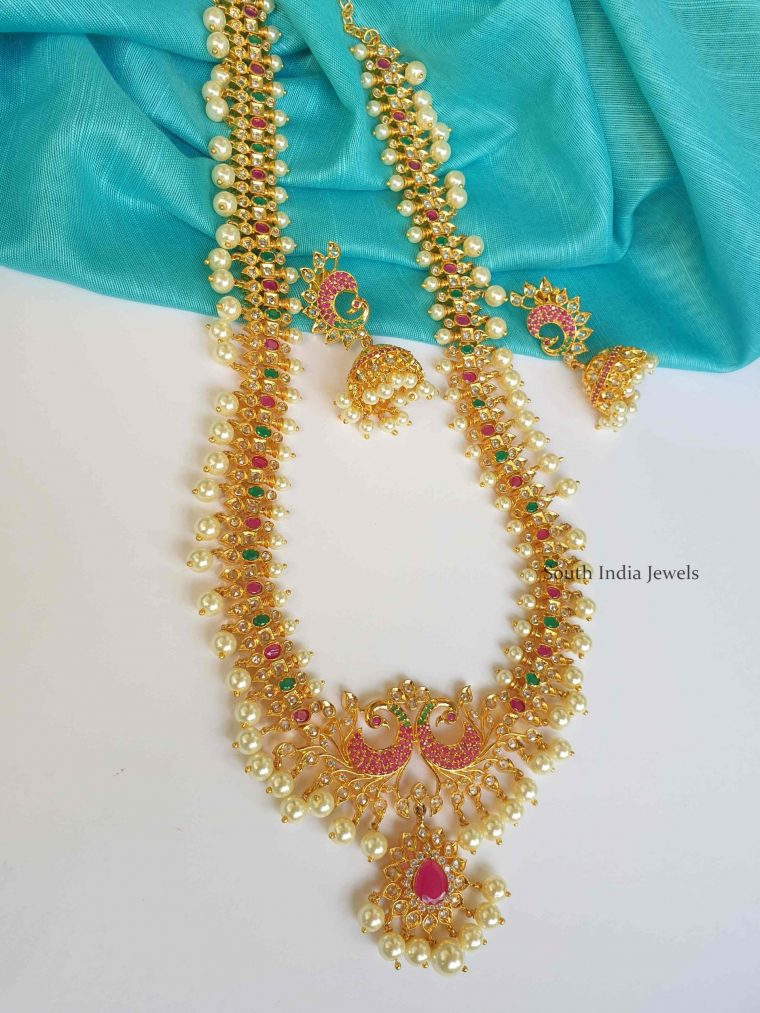 Grand-Peacock-Design-Haram-and-Earrings-01