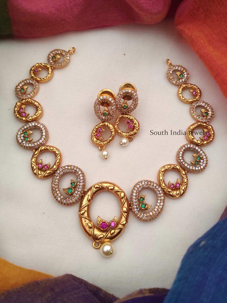Imitation Fashionable Necklace