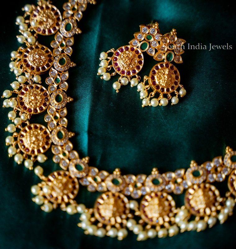 Lovely-Imitation-Guttapusalu-Necklace-01