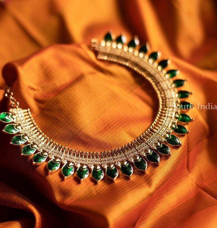 Simple-Kerela-Palakka-Necklace-01