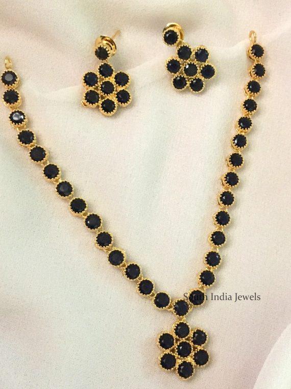 Stunning Original Ruby Stone Necklace