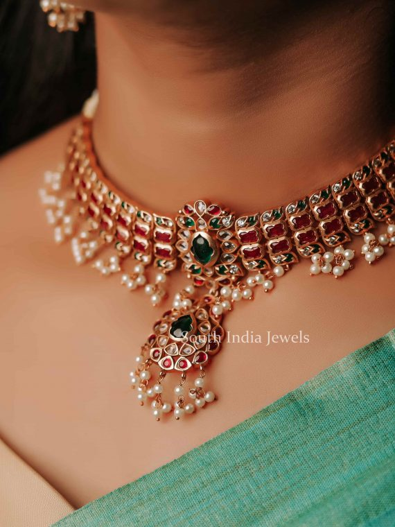 Stunning Statement Bridal Choker