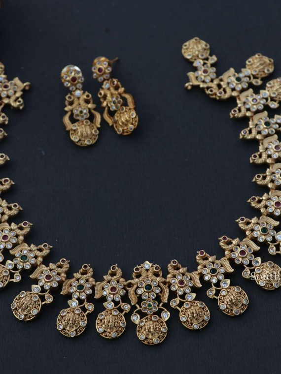 Traditional Ram Darbar Necklace