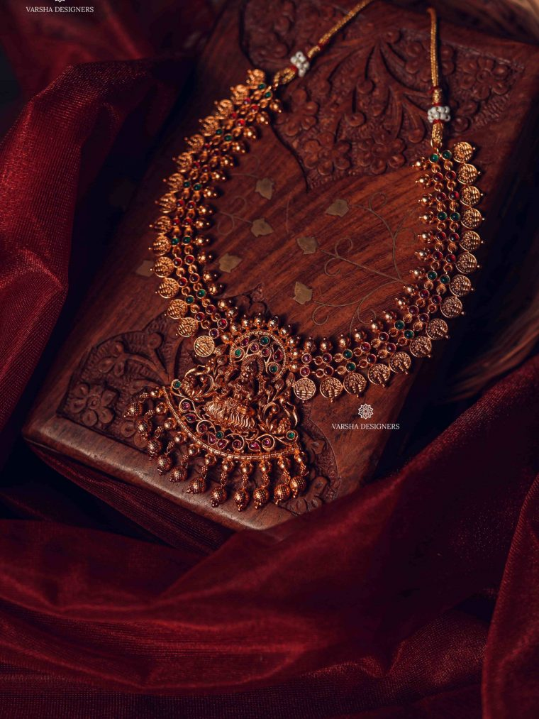 Traditional Statement Naga Necklace