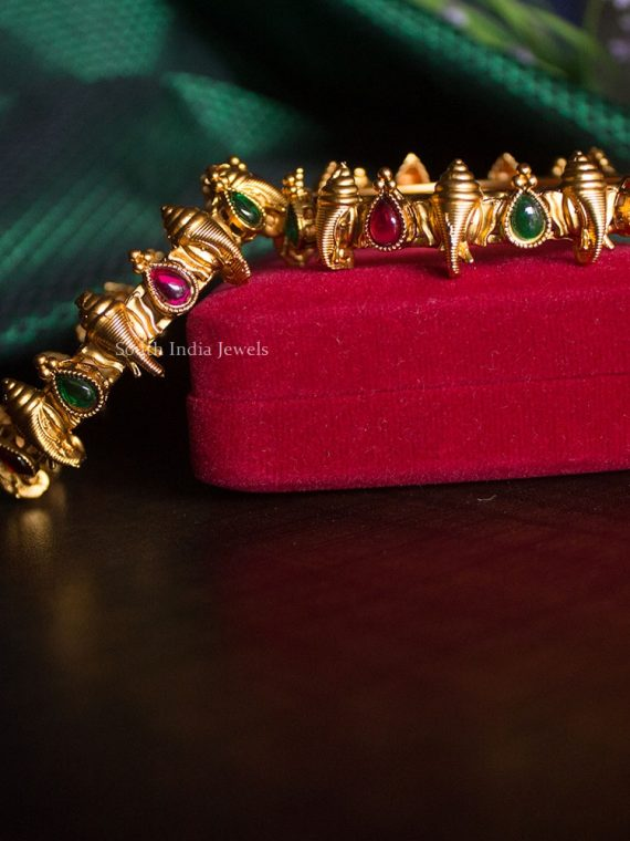Traditional Vinayagar Head Bangle